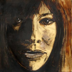 Brasil 95 x 95 cm . Acryl/Canvas . CHF 1800.-