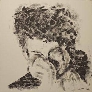 Dylirium 100 x 100 cm . Acryl/Canvas . CHF 2400.-