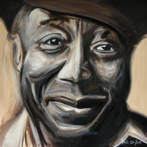 Muddy 100 x 100 cm . Acryl/Canvas . sold